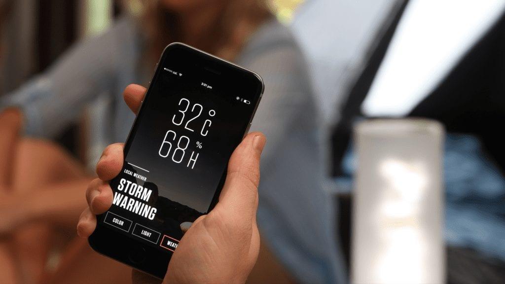 Motorola Storm Warning